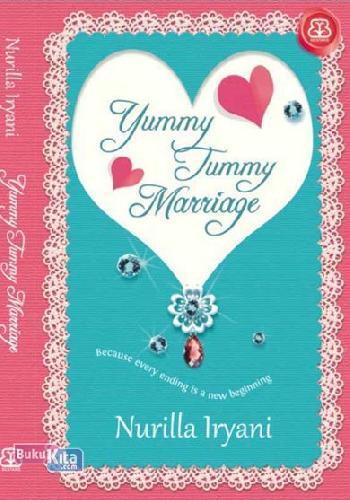 Cover Buku Yummy Tummy Marriage