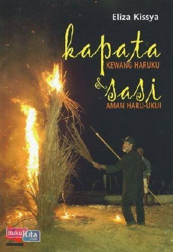 Cover Buku Kapata Kewang Haruku & Sasi Aman Haru-Ukul