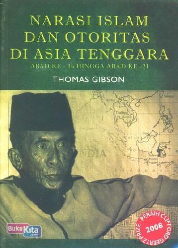 Cover Buku Narasi Islam dan Otoritas Di Asia Tenggara