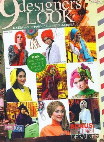 Cover Buku 9 Designers Look