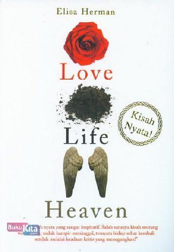 Cover Buku Love Life Heaven