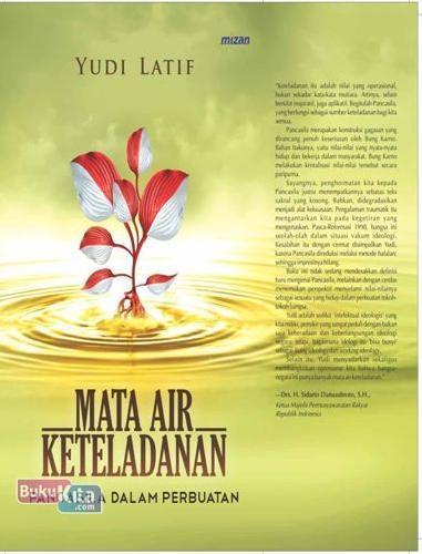 Cover Buku Mata Air Keteladanan