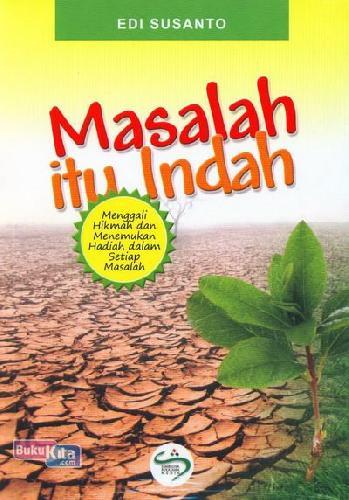 Cover Buku Masalah Itu Indah