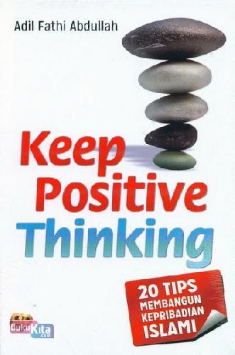 Cover Buku Keep Positive Thinking