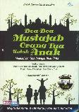 Doa-Doa Mustajab Orang Tua Untuk Anak (CD)