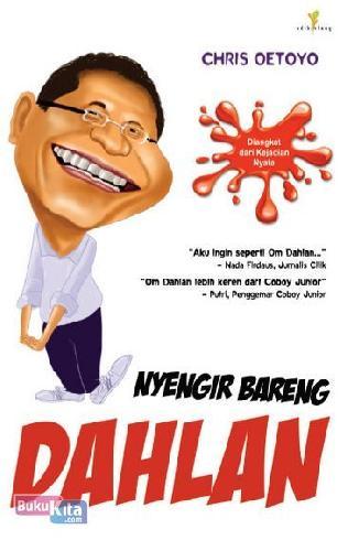 Cover Buku Nyengir Bareng Dahlan