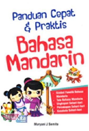 Cover Buku Panduan Cepat & Praktis Bahasa Mandarin