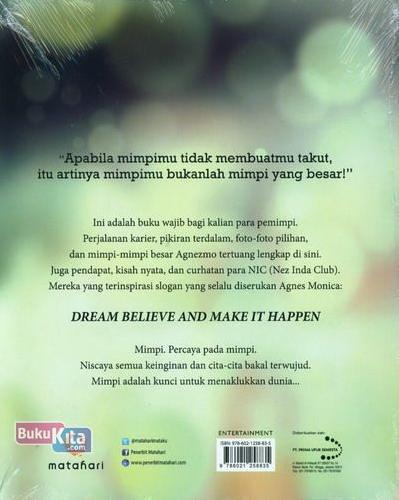 Cover Belakang Buku NEZ Inda Club