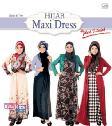 Hijab Maxi Dress (+ Jilbab Tutorial)