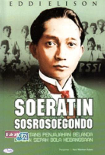 Cover Buku Soeratin Sosrosoegondo