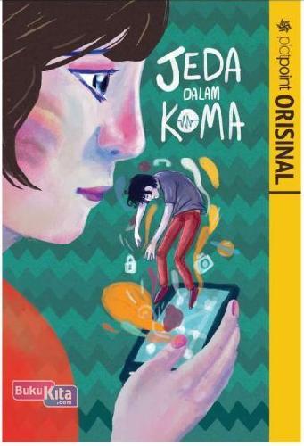 Cover Buku Jeda Dalam Koma