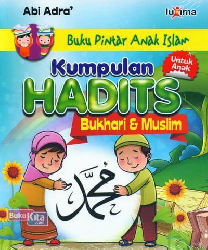 Cover Buku Kumpulan Hadits Bukhari & Muslim