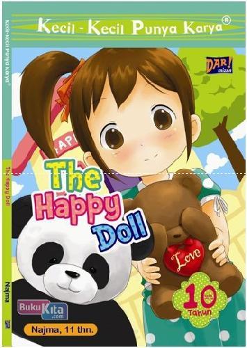 Cover Buku Kkpk: The Happy Doll