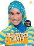 Thematic Hijab Series : Electric Youth Hijab