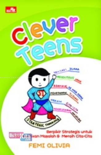 Cover Buku Clever Teens