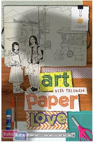 Cover Art Paper Love