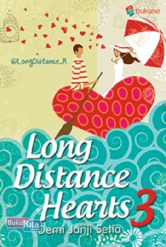 Cover Long Distance Hearts 3