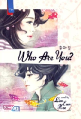 Cover Buku Who Are You