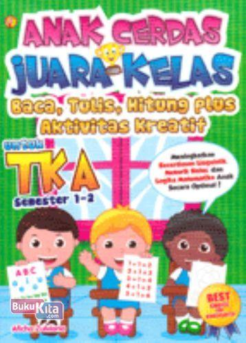 Cover Buku Anak Cerdas Juara Kelas