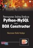 Pemrograman Desktop Database Python-MySQL Dengan BOA Contructor + CD