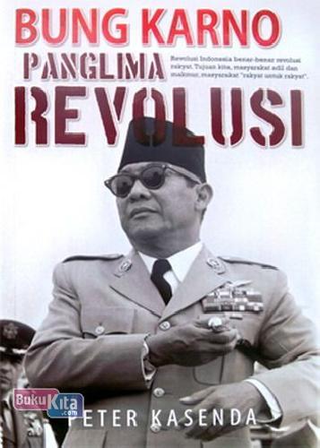 Cover Buku Bung Karno Panglima Revolusi