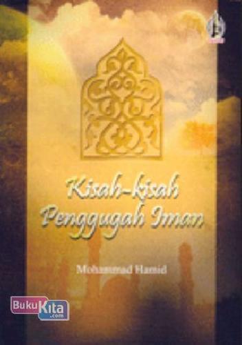 Cover Buku Kisah-kisah Penggugah Iman