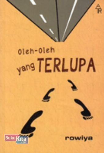Cover Buku Oleh-oleh yang Terlupa