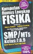 Kumpulan Rumus Lengkap FISIK SMP/MTs Kelas 7,8,9