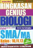 Ringkasan Genius Biologi SMA/MA Kelas 10,11,12