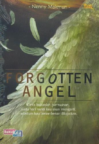 Cover Buku Forgotten Angel