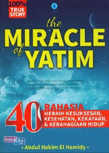 Cover Buku The Miracle of Yatim