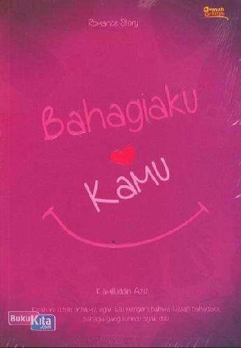 Cover Buku Bahagiaku Kamu