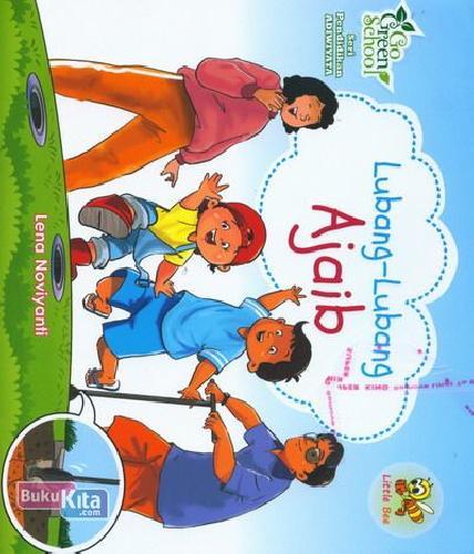 Cover Buku Lubang-Lubang Ajaib