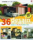 36 Desain Rumah 1 dan 2 Lantai Modern, Klasik, Mediterania
