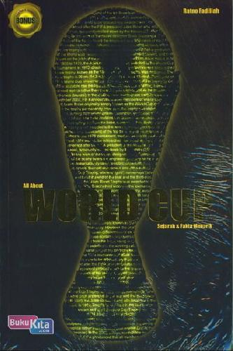 Cover Buku All About World Cup Sejarah & Fakta Menarik