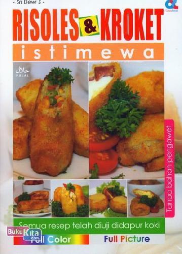 Cover Buku Risoles dan Kroket Istimewa