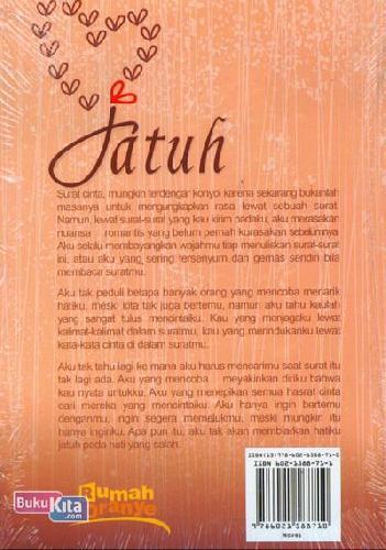 Cover Belakang Buku Jatuh