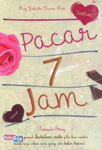 Cover Buku Pacar 7 Jam