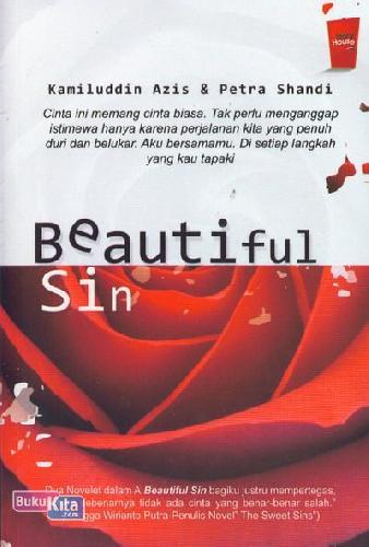 Cover Buku Beautiful Sin