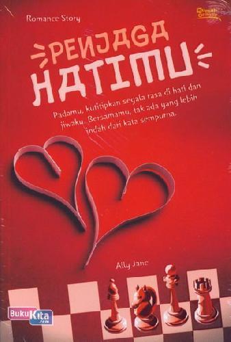 Cover Buku Penjaga Hatimu