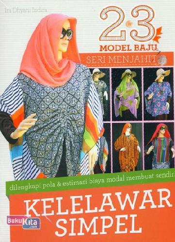 Cover 23 Model Baju Kelelawar Simpel