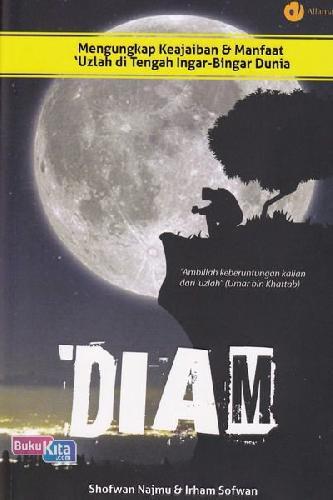Cover Buku Diam