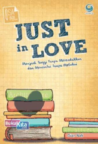 Cover Buku Just In Love