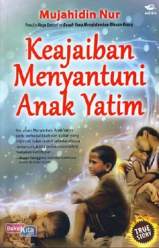 Cover Buku Keajaiban Menyantuni Anak Yatim