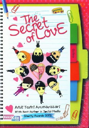 Cover The Secret of Love