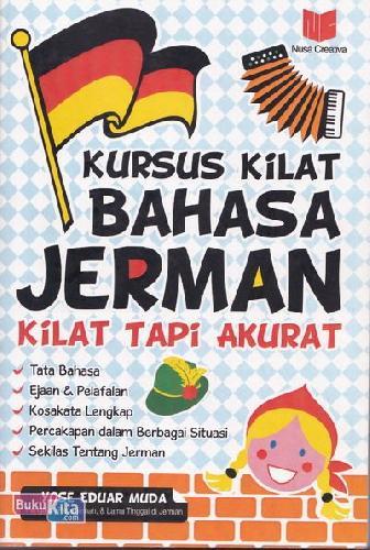 Cover Buku Kursus Kilat Bahasa Jerman