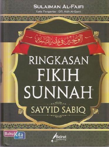 Cover Buku RINGKASAN FIKIH SUNNAH (PALAPA)