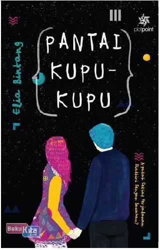 Cover Buku Pantai Kupu-Kupu