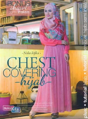 Cover Buku Chest Covering Hijab