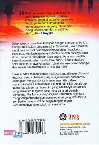 Cover Belakang Buku Jalan Kembali Nol Dosa
